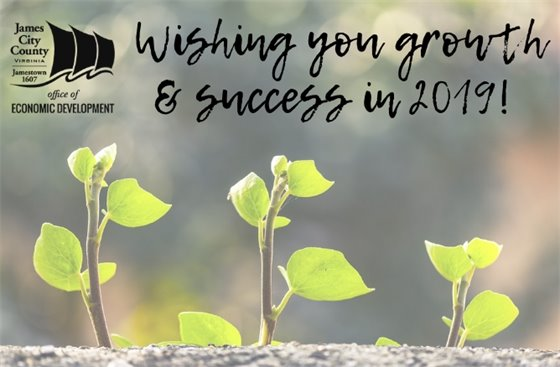 Wishing you growth & success in 2019