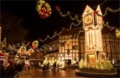 Christmas Town at Busch Gardens Williamsburg