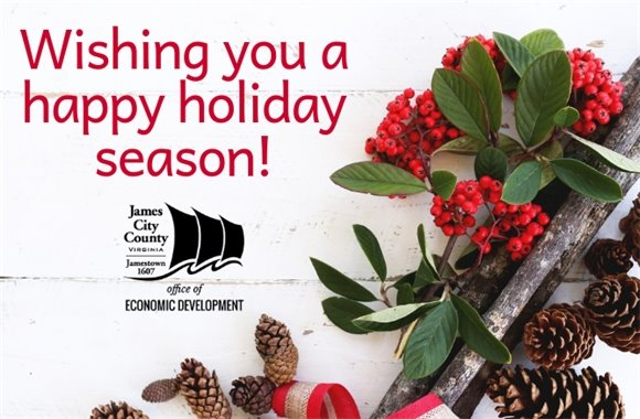 Wishing you a happy holiday season!