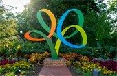Busch Gardens entrance