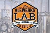 Alewerks L.A.B. logo