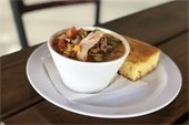 Brunswick Stew from Two Drummers Smokehouse