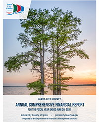 FY16 James City County Comprehensive Annual Financial Report