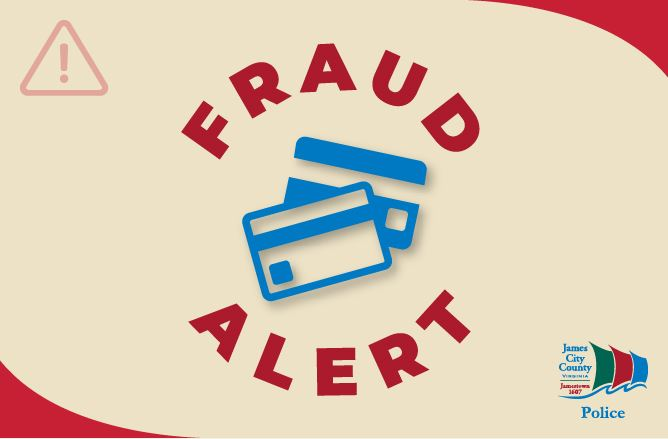 Fraud Alert Opens in new window