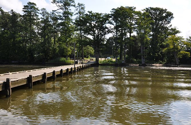 Chickahominy Fishing Pier