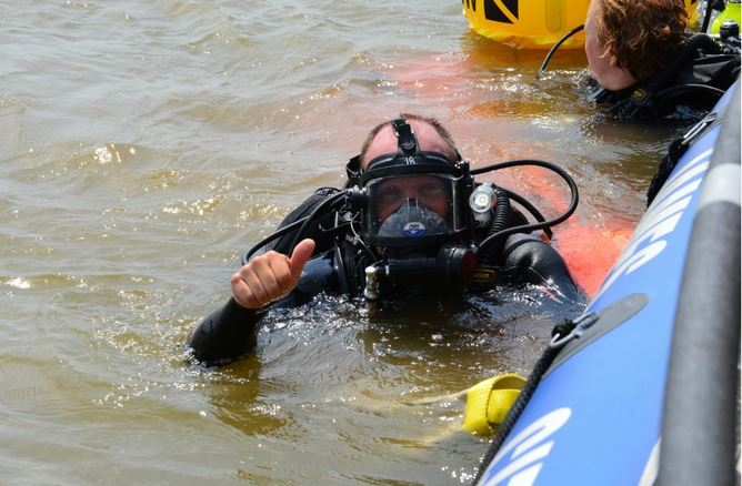 Underwater Search and Recovery Team